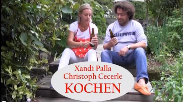 Xandi Palla und Christoph Cecerle Video bei garteling.at Gartenblog Österreich