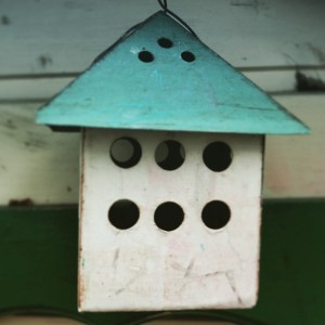Vogelhäuschen garteling.at Gartenblog