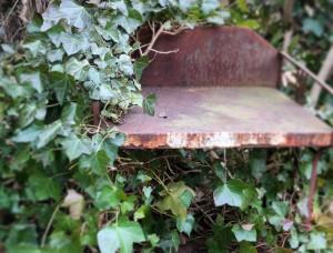 Vintage Stallage Efeu garteling.at Gartenblog